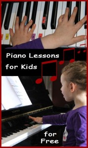 Piano Lessons – for FREE