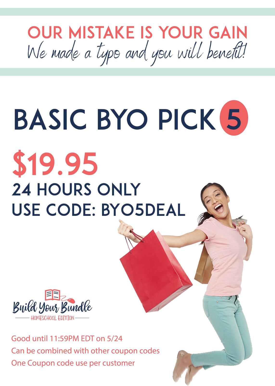 build your bundle coupon code