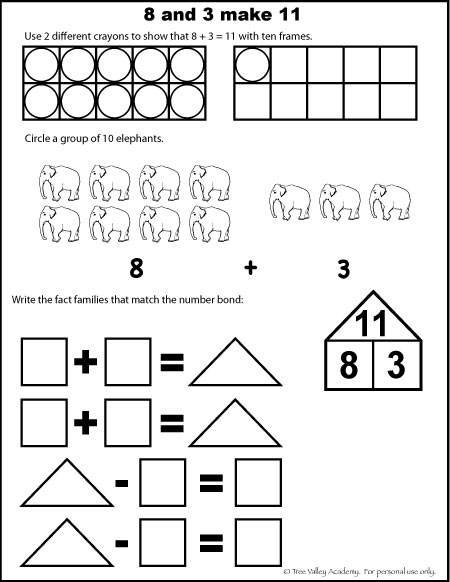 math worksheet : addition fact families worksheets  fact family worksheetsall in  : Math Fact Family Worksheets