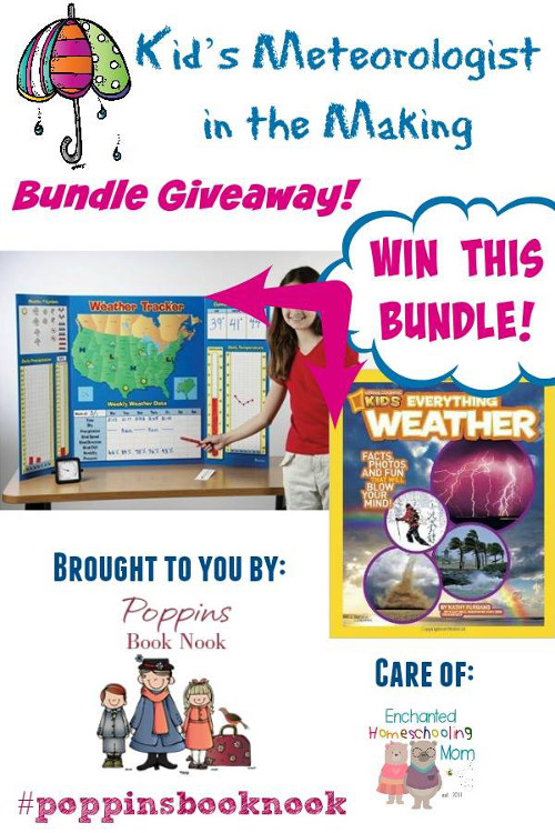 Poppins Book Nook weather giveaway