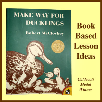 Make Way For Ducklings Lesson Ideas