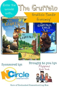 Gruffalo June Poppins Book Nook Giveaway