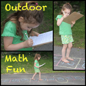 Outdoor Math Fun