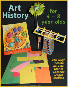 Art History for Kids