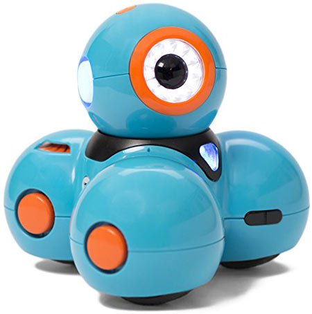 Educational toy for 5-9 year olds to learning coding with a robot.