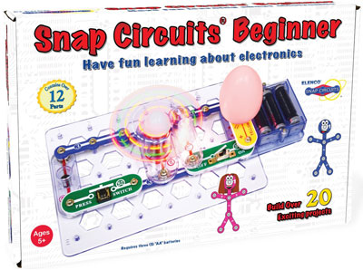Educational Toy for Kids: Snap Circuits Beginner