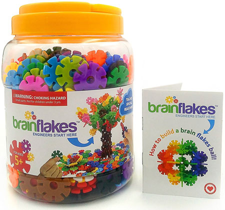 Engineering Toy: Brain Flakes