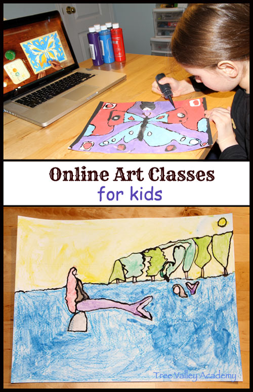 Online art classes with a strong focus on learning to draw ideal for homeschoolers. An ArtAchieve review.