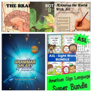 My Top Secular Picks in the Build Your Bundle Sale