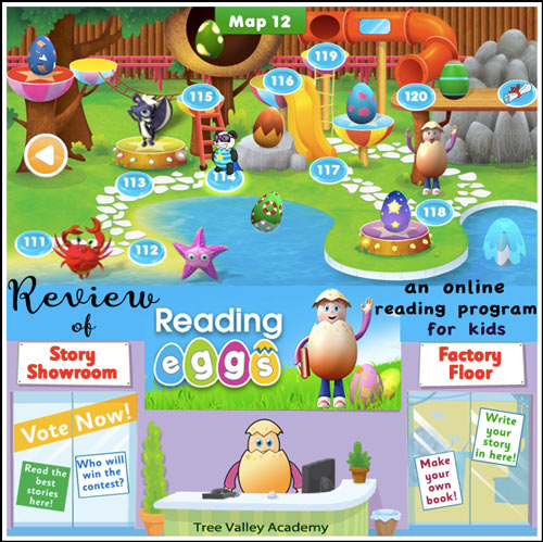 A review of Reading Eggs, Reading Eggspress, Mathseeds, and Reading Eggs Junior from a homeschooling family of a 7 year old.